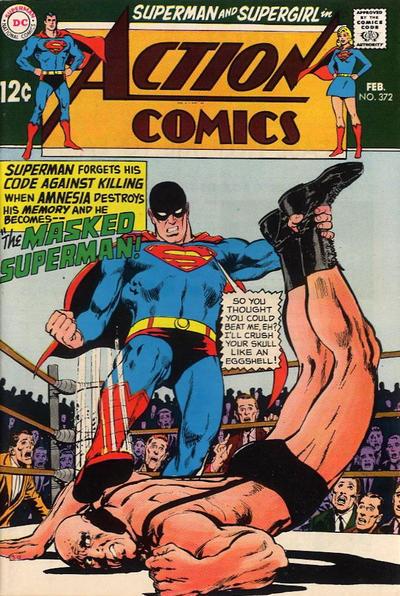 Action Comics Vol 1 372