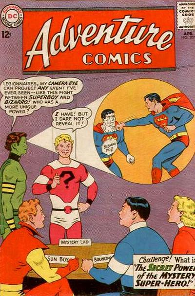 Adventure Comics Vol 1 307
