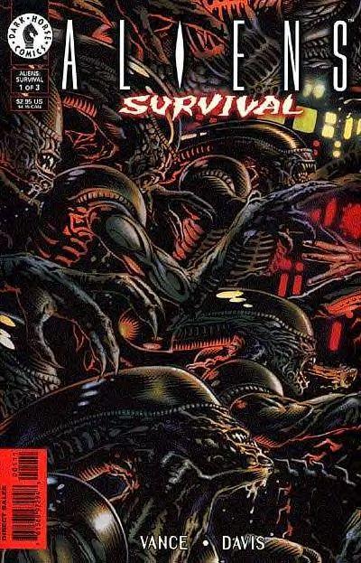 Aliens: Survival Vol 1 1