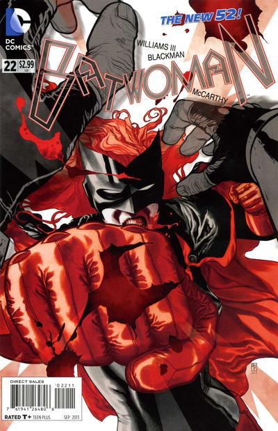 Batwoman Vol 2 22
