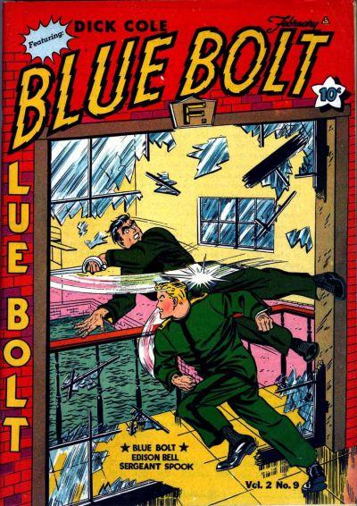 Blue Bolt Vol 1 21