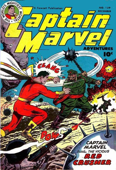 Captain Marvel Adventures Vol 1 139