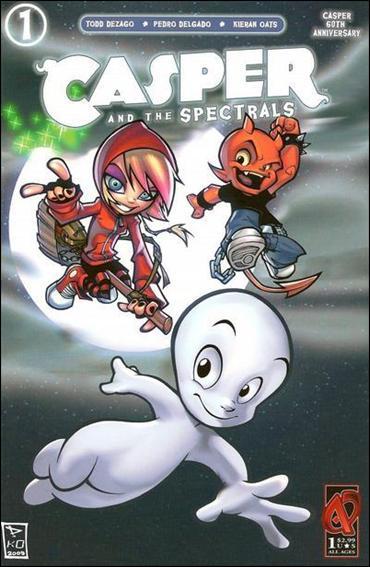 Casper and the Spectrals Vol 1 1