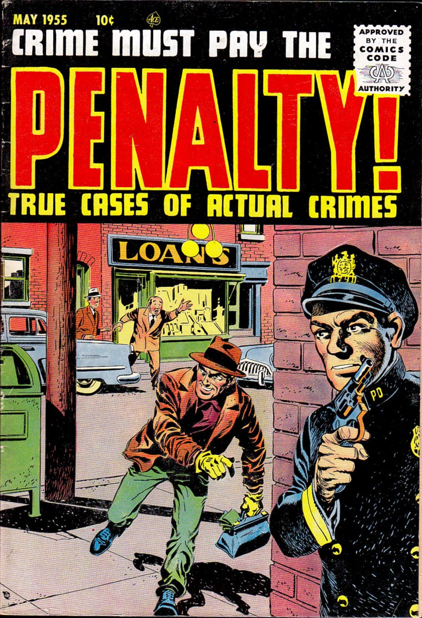 Crime Must Pay the Penalty Vol 2 45