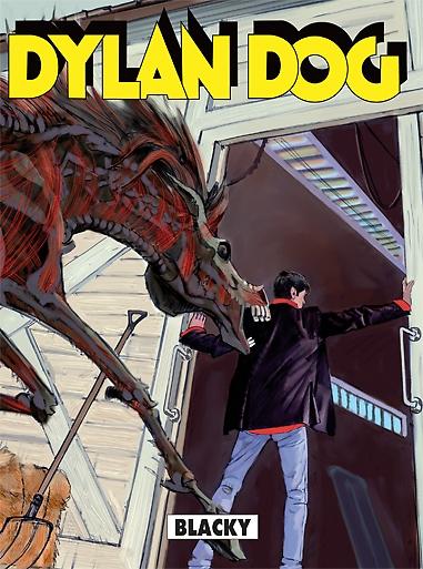Dylan Dog Vol 1 316