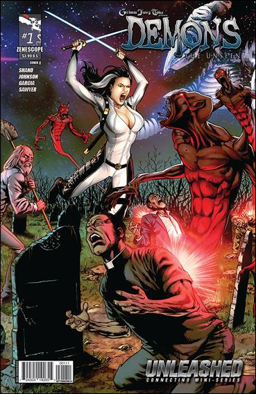 Grimm Fairy Tales Presents Demons: The Unseen Vol 1 1