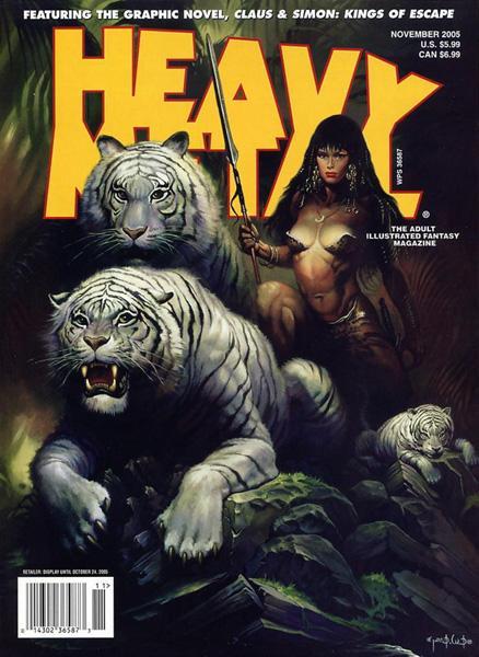 Heavy Metal Vol 29 5