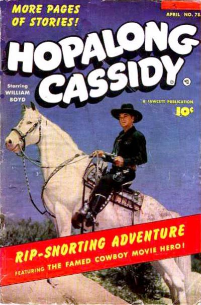 Hopalong Cassidy Vol 1 78