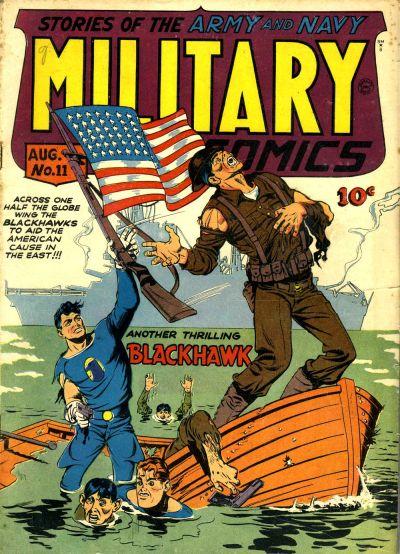 Military Comics Vol 1 11