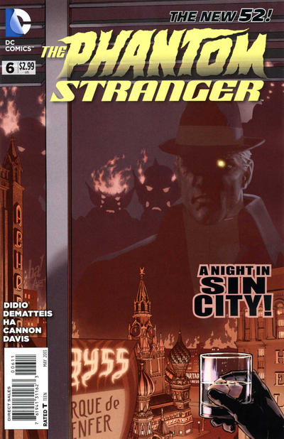 Phantom Stranger Vol 4 6