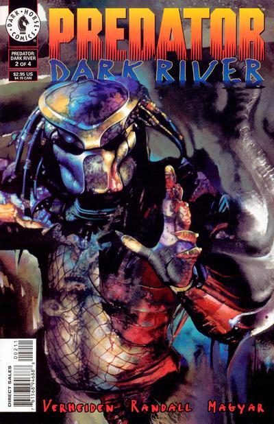 Predator: Dark River Vol 1 2