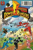 Saban's Mighty Morphin Power Rangers Vol 2 3