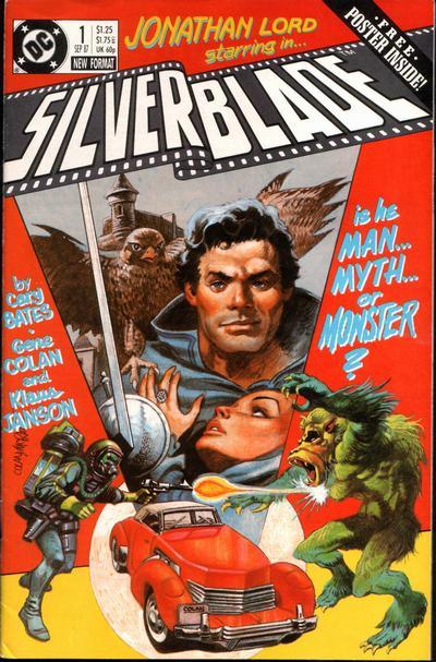 Silverblade Vol 1 1