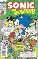 Sonic the Hedgehog Vol 1 20