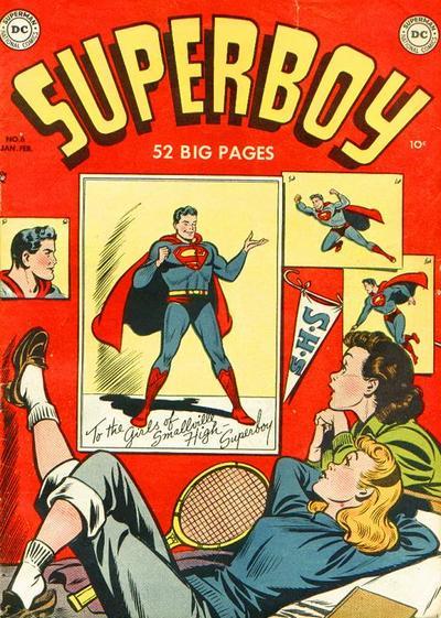 Superboy Vol 1 6