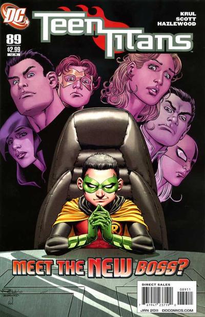 Teen Titans Vol 3 89