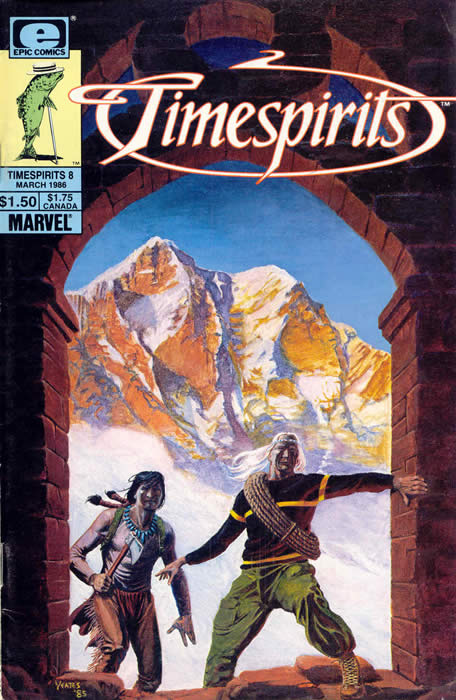 Timespirits Vol 1 8