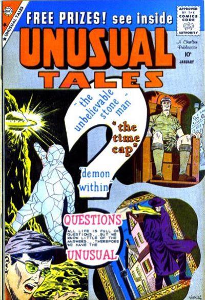 Unusual Tales Vol 1 20