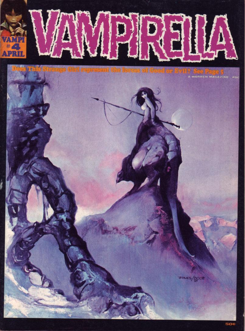 Vampirella Vol 1 4
