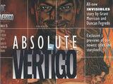 Absolute Vertigo Vol 1 1