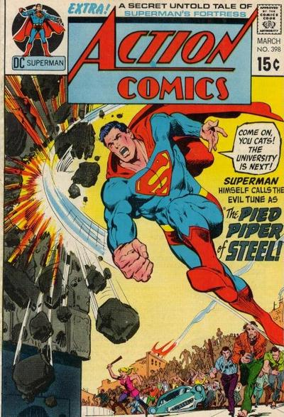 Action Comics Vol 1 398