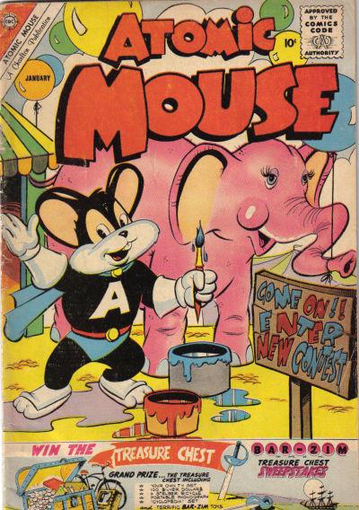 Atomic Mouse Vol 1 40
