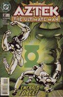 Aztek The Ultimate Man Vol 1 2