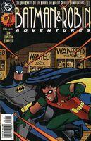 Batman & Robin Adventures Vol 1 1