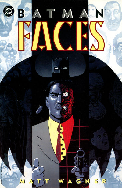 Batman: Faces