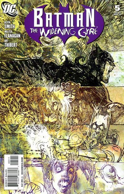 Batman: Widening Gyre Vol 1 5