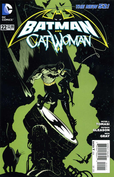 Batman and Robin Vol 2 22