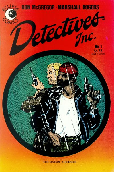 Detectives Inc. Vol 1 1