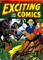 Exciting Comics Vol 1 8