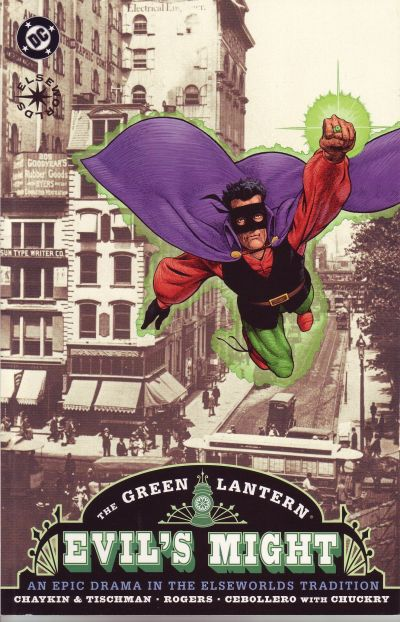 Green Lantern: Evil's Might Vol 1 1