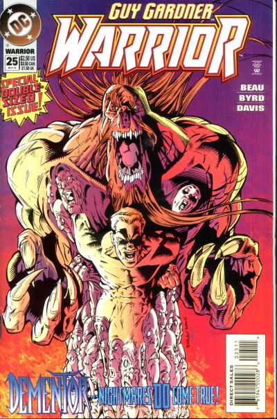 Guy Gardner: Warrior Vol 1 25