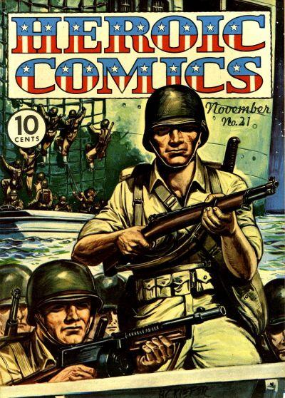 Heroic Comics Vol 1 21