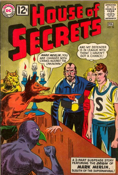 House of Secrets Vol 1 58