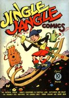 Jingle Jangle Comics Vol 1 2