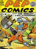 Pep Comics Vol 1 6