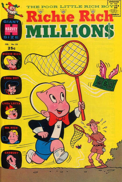 Richie Rich Millions Vol 1 33