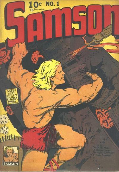 Samson Vol 1