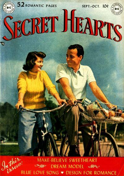 Secret Hearts Vol 1