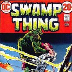 Swamp Thing Vol 1 3