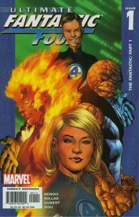 Ultimate Fantastic Four Vol 1 1