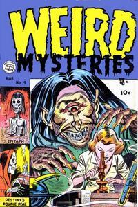 Weird Mysteries Vol 1 9