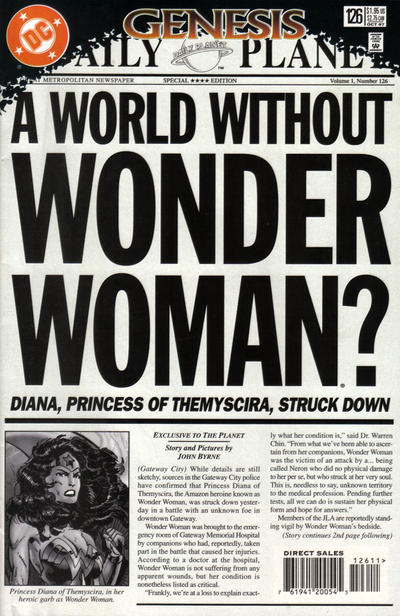 Wonder Woman Vol 2 126