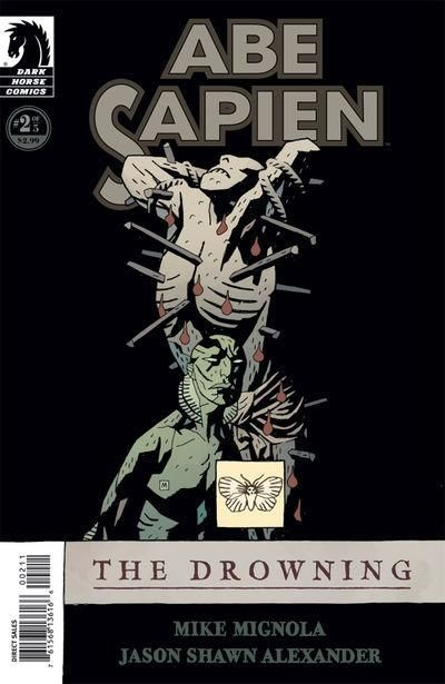 Abe Sapien: The Drowning Vol 1 2