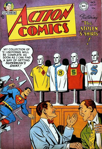 Action Comics Vol 1 197