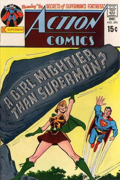 Action Comics Vol 1 395