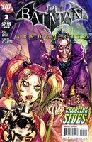 Batman Arkham City Vol 1 3